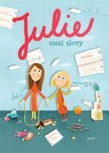 Julie mezi slovy cover