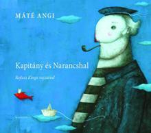 Kapitány és Narancshal borító