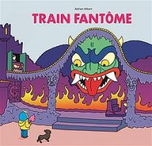 "Cover of ""Train fantôme"""